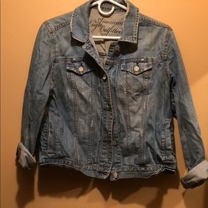 Jean jacket from American Eagle